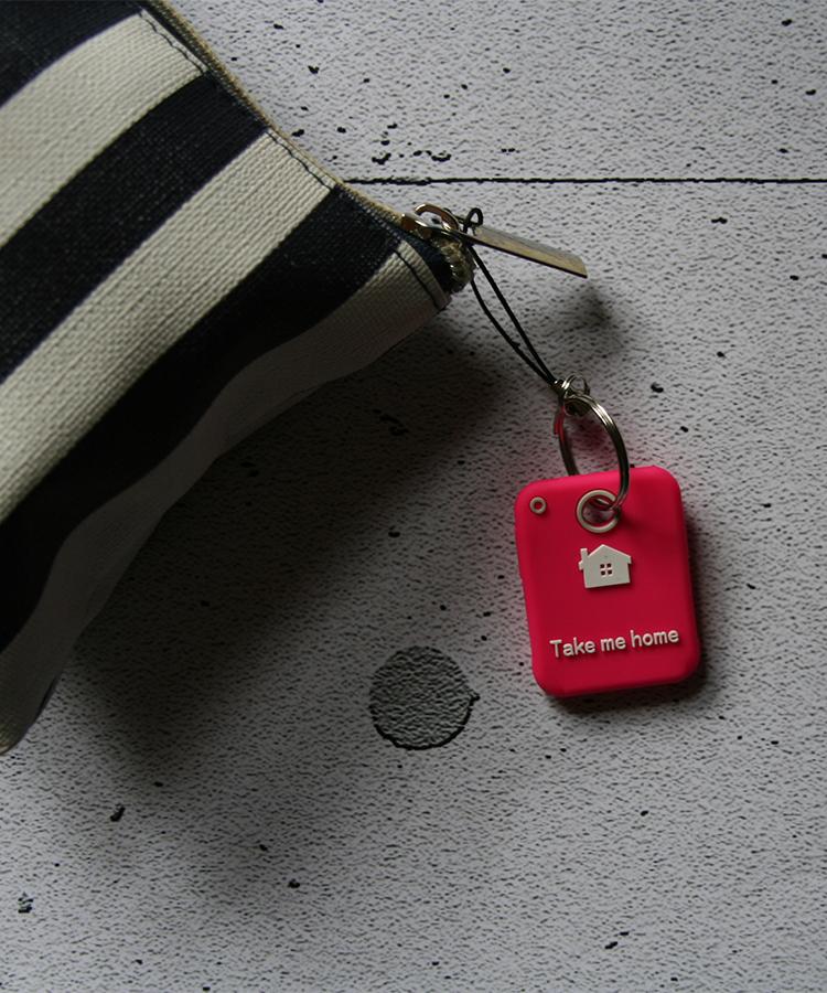 LIP2003 犬鑑札が入る迷子札